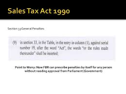 sales tax table 2016 finance act 2016 pakistan worry some provisions of sales tax act 19