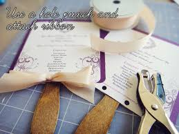 Diy Wedding Program Fan Bridewell Blog Formerly Wedding Day Tree Diy Resource Program Fan