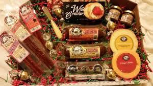 non food gift baskets alaskan gift baskets â smoked salmon sausage chocolate