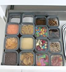 Dry Food Containers Storage Littlebigbell Kitchen Storage How To Organise Kitchen Storage
