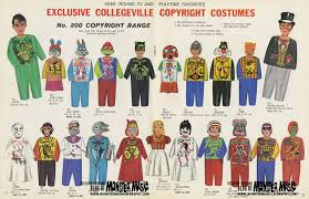 1967 collegeville costumes catalog blood curdling blog of