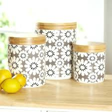 walmart kitchen canisters canister sets for kitchen white ceramic kitchen canister sets with