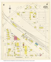 Montclair Campus Map Sanborn Maps Of Texas Perry Castañeda Map Collection Ut