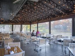 Restaurant Patio Tables by Ignore The Cold Weather At These Festive Winter Patios