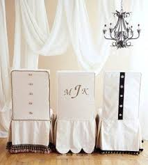 chair cover modern dining chair covers foter