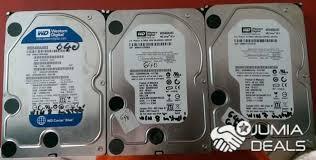 disque dur de bureau disque dur 640go sata bureau abidjan jumia deals