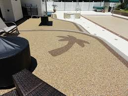 Patio Flooring Options Flooring Ideas Flooring Option By Resurfacing Concrete Patio With