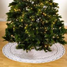 Peppermint Twist Tree Skirt Using Tree Skirts You Ll Wayfair