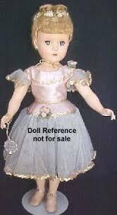 dolls 1948 1960s