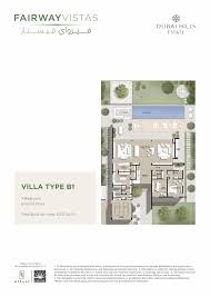 Mall Of The Emirates Floor Plan Fairway Vistas At Dubai Hills Estate Emaar