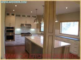 discount wood kitchen cabinets eco kitchen cabinets bamboo wood to make full size of exotic design