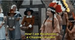 chippewa s thanksgiving play took two weeks to shoot
