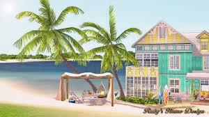 sims3 sea retreat 海邊度假屋 ruby u0027s home design