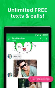 text plus unlimited minutes apk nextplus free sms text calls apk free communication