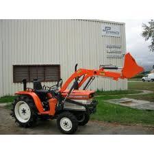 siege pour micro tracteur kubota microtracteur kubota occasion 950cm3 21cv 4rm diesel avec chargeur
