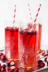 cranberry ale punch sweet savory by shinee