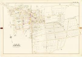 baltimore co atlas of baltimore county 1898