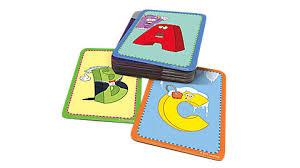 leapreader junior interactive letter factory flash cards
