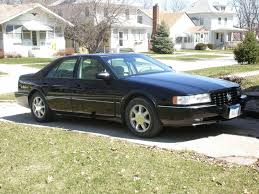 1997 cadillac seville overview cargurus