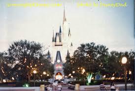 Cinderella Castle Floor Plan Growing Up Disney Photo Flashback Main Street Usa 1979