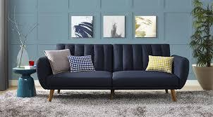 futon living room novogratz brittany futon should you buy it or not