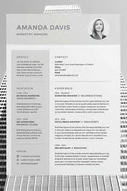 Sample Server Resumes by 100 Project Resume Template Resume Sample Cv Template Word