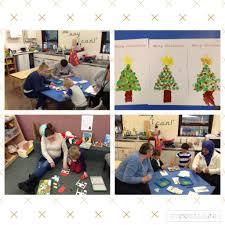 afternoon nursery christmas crafts stay and play