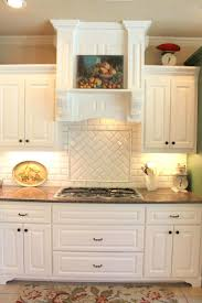ideas for kitchens with white cabinets cheap glass tiles for kitchen backsplashes white kitchen ideas