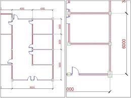 How To Make A Floor Plan In Autocad by Introduction To Autocad Annotation Scale Cadnotes