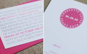 bureau design bureau wedding stationery and design