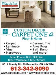 custom decor carpet one easier to read telephone directory