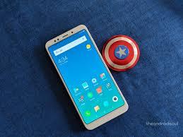 Xiaomi Redmi 5 Plus Xiaomi Redmi 5 Plus Clears Wi Fi Alliance Ahead Of Global Launch