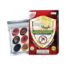 jungle magic mosquito tattoo 12 patches amazon in health