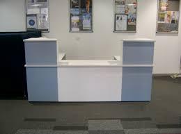 Grey Reception Desk Flex Classic Reception Desks Reception Desks From Reception