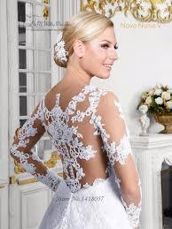 Civil Wedding Dress Aliexpress Com Buy Vestido De Renda Noiva 2017 Civil