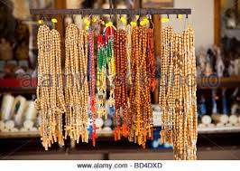 rosary shop prayer and souvenir shop in the hamidiyya souk in the