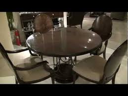 stanley pedestal dining table avalon heights round pedestal dining table by stanley furniture