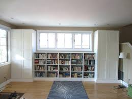 Room Dividers Floor To Ceiling - family room floor to ceiling bookcase entertainment center with