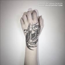 snow tattoo tattoos by sarah gaugler