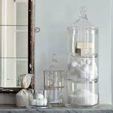 Bathroom Apothecary Jar Ideas Colors Decorating With Apothecary Jars Driven By Decor