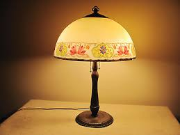 Antique Handel Desk Lamp Handel Lamps Collection On Ebay