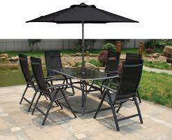 Patio Table And 6 Chairs Garden Furniture 6 Seater Berkeley Cast Aluminium 6 Seater