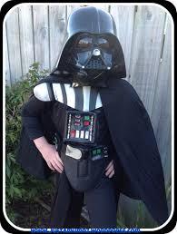 darth vader halloween costume kiwi mummy blog review u2013 star wars deluxe darth vader costume