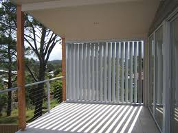 Outdoor Privacy Blinds For Decks Vertical Aluminium Shutters Google Search Back Deck Extension
