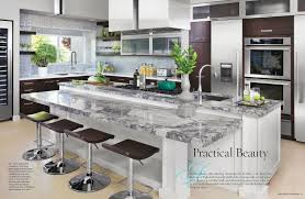 split level kitchen island solutions to oversized kitchen islands salome interiors