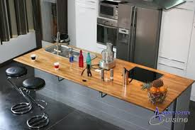 meuble cuisine central meuble cuisine centrale cuisine en image