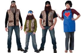 Duck Dynasty Halloween Costumes Group Costume Ideas Halloween 2017