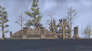 Bal Foyen Treasure Map Eso Daedric Explorer Achievement Ruin Locations In Morrowind