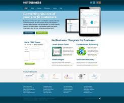joomla business template business hotthemes