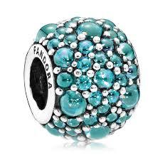 pandora jewelry discount shining teal elegance clip pandora summer 2016 pancharmbracelets com